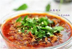 零失败的热门菜-水煮肉片