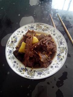 黄酒烧兔肉