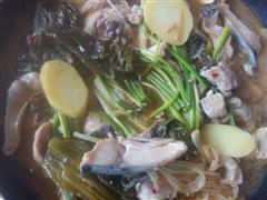 鲜爽酸菜鱼