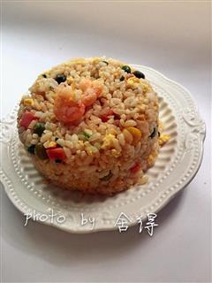 家常扬州炒饭
