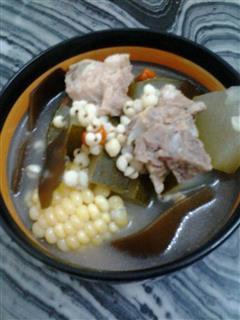 薏米海带骨头汤