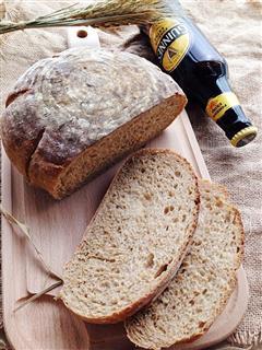 黑啤全麦面包Stout Bread