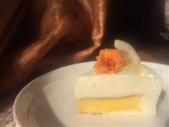 酸奶慕斯蛋糕(含奶油版)