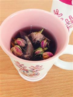 玫瑰紫锥菊覆盆子饮
