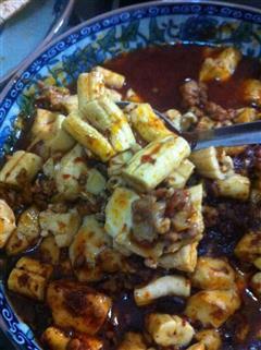 史上最简单的麻婆豆腐牛骨髓