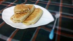 榨菜肉锅贴—乌江榨菜