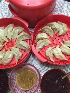 小年祭灶节吃饺子一一水饺、蒸饺、煎饺换着花样吃