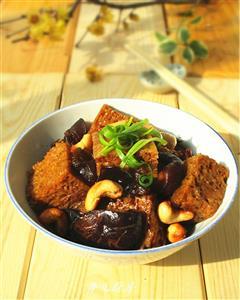 上海年夜饭必备-四喜烤麸