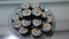 紫菜包饭-寿司