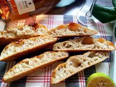36小时天然菌种Ciabatta夏巴达面包