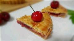 樱桃季不可错过的美食-樱桃派