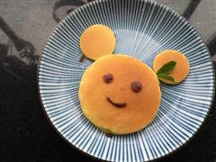 早餐时间-小熊铜锣