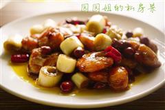 开胃宴客菜-宫保虾球