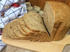 红糖全麦面包