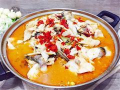 简单易做酸菜鱼