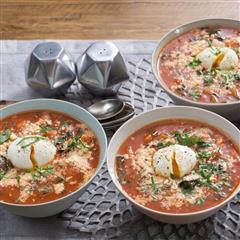 托斯卡纳蔬菜炖汤