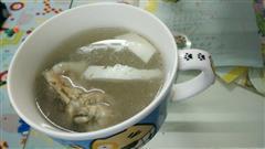 椰子炖骨头汤