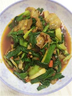 蒜苗回锅肉 正宗川味做法