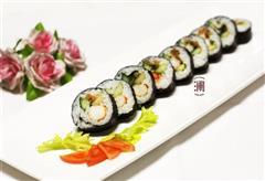 南美对虾紫菜包饭  寿司卷