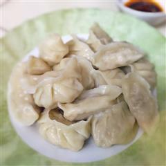 四川泡菜饺子