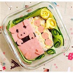 懒猪紫菜包饭