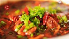 水煮肉片-辣椒的盛宴