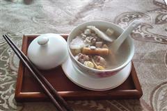 党参薏米四神汤-来自台湾的美食小吃