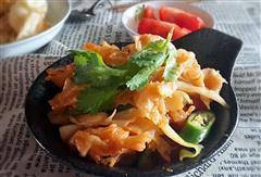 素食主义-包菜炒饼