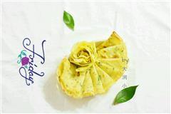 豆浆舞衣饼