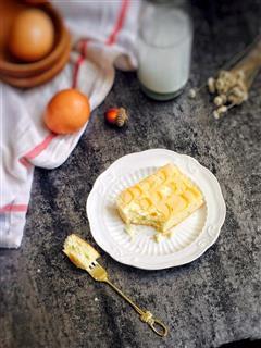 波纹海绵蛋糕