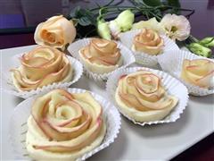 玫瑰花Apple pie