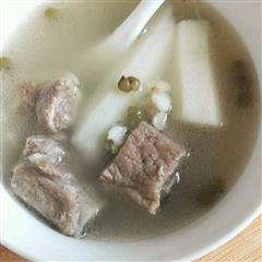山药排骨汤