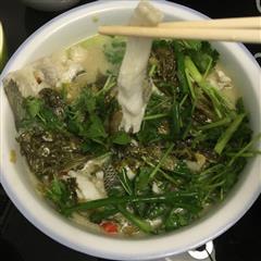 鲈鱼酸菜鱼