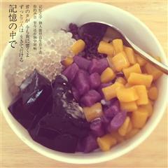 自制鲜芋仙-血糯米