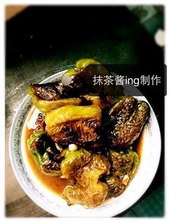 美味下饭菜 虎皮青椒