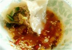 羊肉芹菜馅水饺
