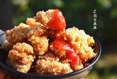 烤箱版新奥尔良鸡米花