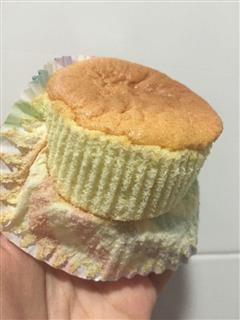 戚风小蛋糕