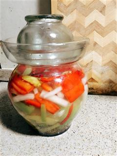 泡菜一箩筐