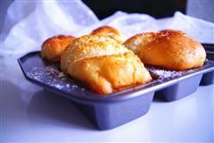 椰蓉面包-中种法