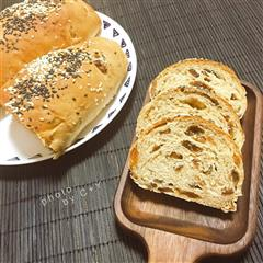 以假乱真的全麦面包