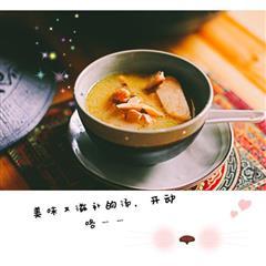 松茸土鸡汤
