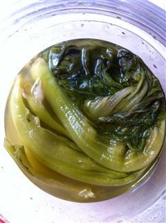 自制腌芥菜 腌酸菜