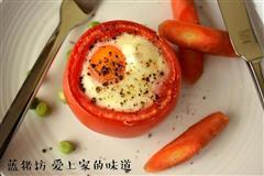 番茄鸡蛋蛊