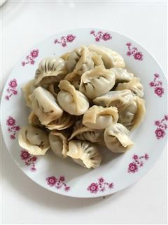 香菇猪肉馅儿饺子