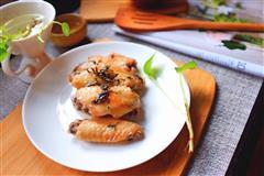 茶香盐焗鸡翅