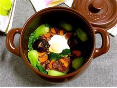 坤博砂锅煲仔饭