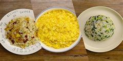 中华小当家里的3种炒饭