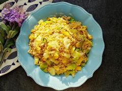 卷心菜蛋炒饭