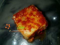 自制豆腐乳